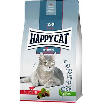Happy Cat Indoor Bavarian Veal (Cats , Cat Food , Dry Food)