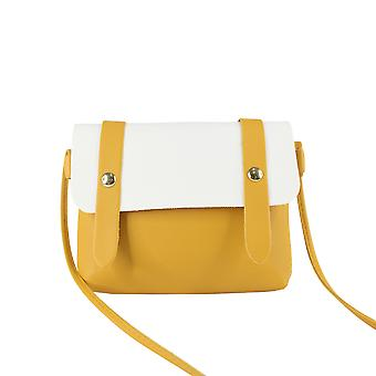 Crossbody Bag With Two Straps