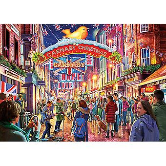 Gibsons Carnaby Street Jigsaw Puzzle (500 Pieces)