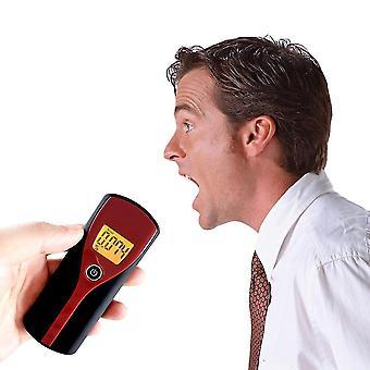 Professionelle digitale LCD-Anzeige Alkohol Breathalyzer Atemtester