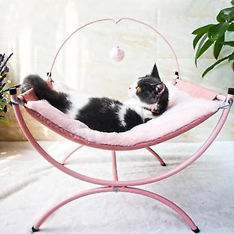 Négy évszak univerzális macska szórakoztató fekvő macska ágy