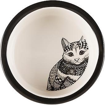 تريكسي زنتانغل القط السلطانية