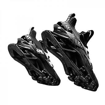 Men's Breathable Increased Sports And Leisure Trendy Shoes