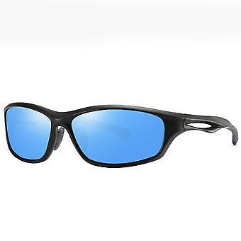 Polarizing sunglasses UV400 Black/Blue