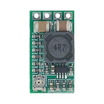 Mini dc-dc 12-24v až 5v 3a krok dolů napájecí modul buck converter nastavitelná účinnost 97,5%
