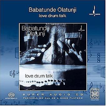 Babatunde Olatunji - Love Drum Talk [SACD] USA import
