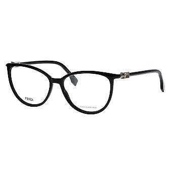 Fendi FF0462 807 Svarte Briller