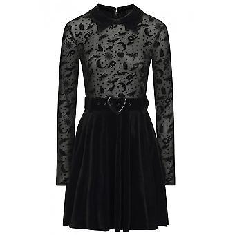 Collectif Clothing Roo Magic Mesh Skater Dress