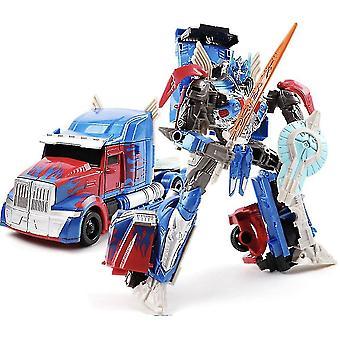 Transformers Optimus Prime Robot Toy