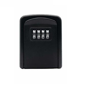 Password Key Box Black