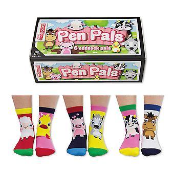 Pen Pals - 6 canshun voor meisjes door Verenigd canshun (UK 9-12)