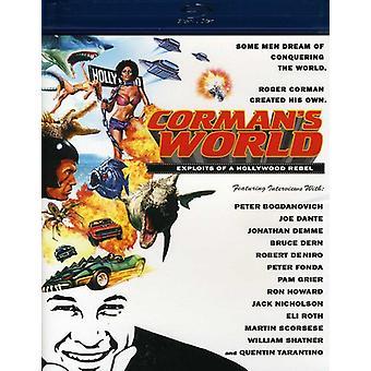 Corman's World [BLU-RAY] USA import