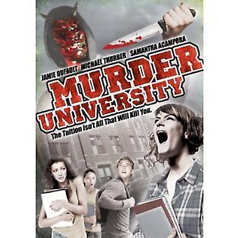 Murder University [DVD] USA import