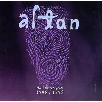 Altan - importer des dix premières années [CD] é.-u.