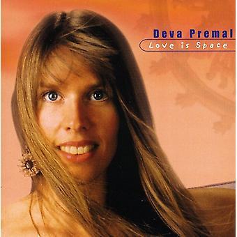 Deva Premal - Love Is Space [CD] USA import