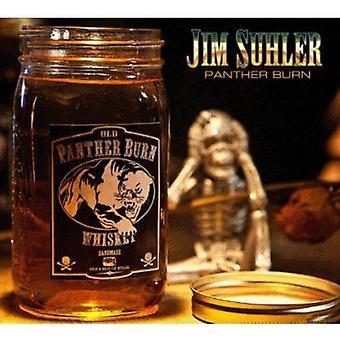 Jim Suhler - Panther Burn [CD] USA import