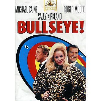 Bullseye [DVD] USA import