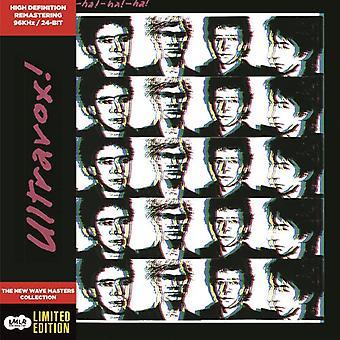 Ultravox - Ha Ha Ha [CD] USA import