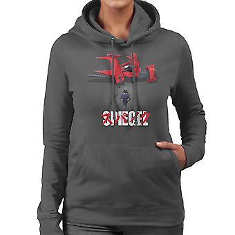 Spiegel Cowboy Bebop Akira Women's Hooded Sweatshirt