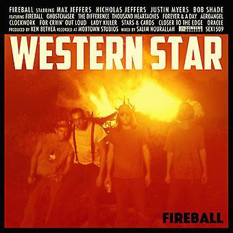 Western Star - Fireball [CD] USA import