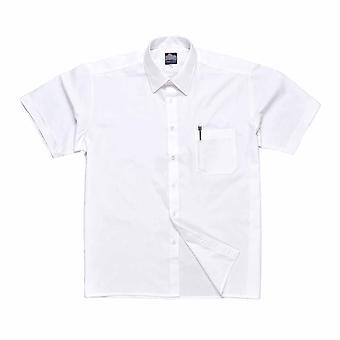 sUw - классический стиль единообразных спецодежды короткий рукав рубашки с нагрудном кармане