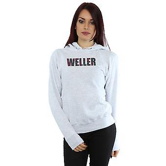 Paul Weller Women's Paisley Logo 2 Hoodie