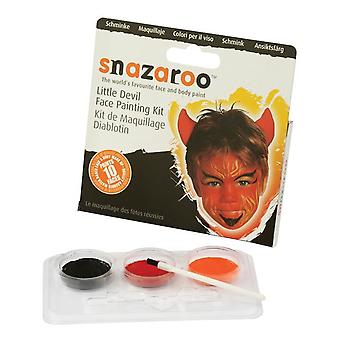 Snazaroo Little Devil ansikte målning Kit