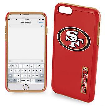Funda dual híbrida de la Liga Nacional de Fútbol para Apple iPhone 6 (San Francisco 49ers)