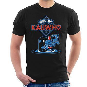 Docteur Kaijwho Pacific Rim qui T-Shirt homme