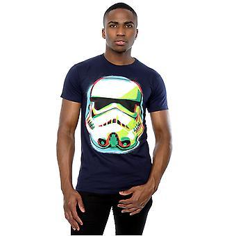 מלחמת הכוכבים גברים ' s שוטר סער הפקודה גרפיטי חולצת