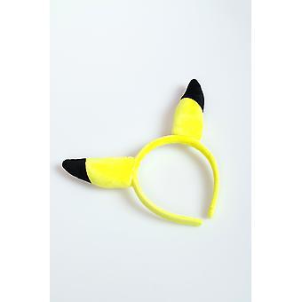Accesorios para el cabello orejas de Pika Pika Poke