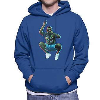 Tinie Tempah BBC Radio 1s Big Weekend 2014 Men's Hooded Sweatshirt