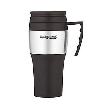 Thermos 400mL S/Steel Outer Foam Insul Travel Mug