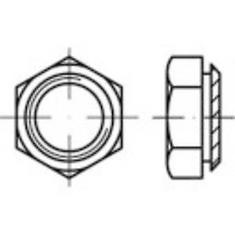I dadi la TOOLCRAFT 159300 stampa M6 acciaio zincato 100 di zinco/PC