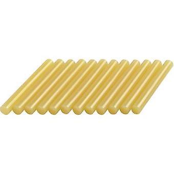 Dremel GG13 Hot melt glue sticks 11 mm 100 mm Transparent-yellow 12 pc(s)