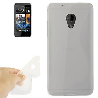 L'affaire mobile Etui TPU pour HTC désir 700 transparent