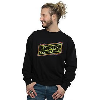 البلوز حرب النجوم الرجال شعار عودة إضرابات الإمبراطورية