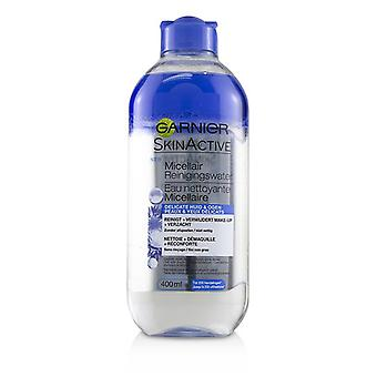 Garnier Skinactive Micellar Water (for Face & Eyes) - For Delicated Skin - 400ml/13.3oz