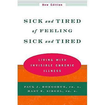 Syg og træt af at føle syg og træt - bor med usynlige Krøn