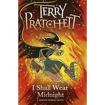 Keskiyö - Tiffany kipeä romaani Terry Pratchettin - Pa ylläni
