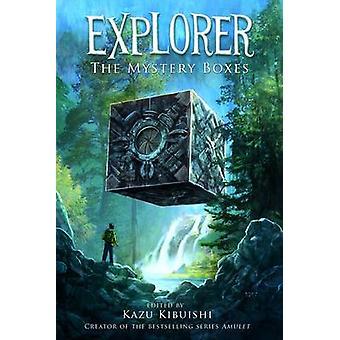 مستكشف-صناديق الغموض التي كيبويشي Kazu-كتاب 9781419700095