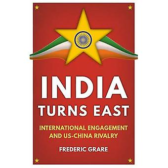 India draait Oost - internationale betrokkenheid en VS-China rivaliteit door Fr
