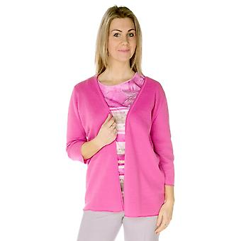 RABE Cardigan 40 572402 Rose