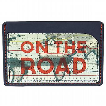 Cartography Card Holder by Wild & Wolf