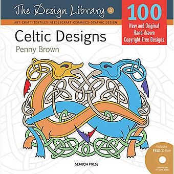 Celtic malleja Penny Brown - 9781844487257 kirja