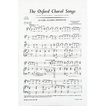 O come, O come, Immanuel : chant, piano