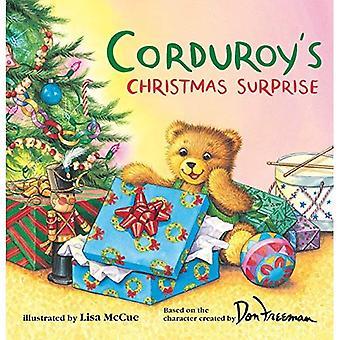 Surprise de Noël de velours côtelé (livres de chemin de fer de lecture)
