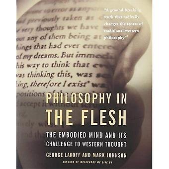 Filosofie in het vlees: de belichaamd geest en haar uitdaging aan westelijke gedachte
