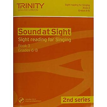 Sound at Sight (2nd Series) Singing Book 3: book 3, grades 6-8