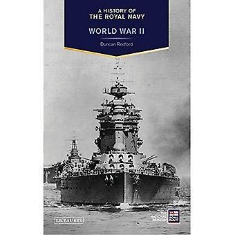 Une histoire de la Marine royale: la seconde guerre mondiale